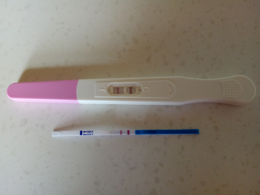 大卫排卵试纸测早孕_排卵多久可以测早孕_排卵测试纸能测早孕吗
