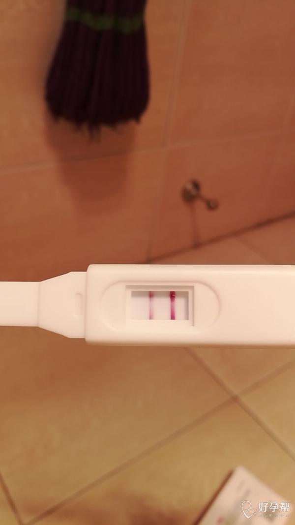 【我怀啦】备孕快四年了,终于自然怀孕了