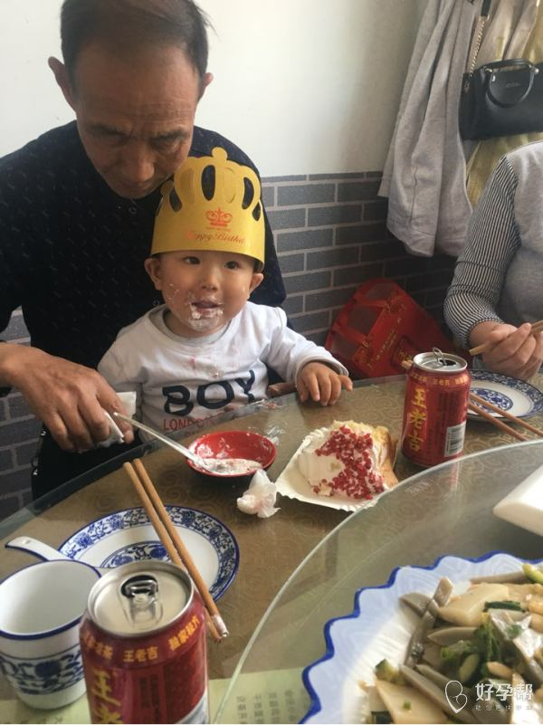 纪念豆豆宝贝两周岁生日
