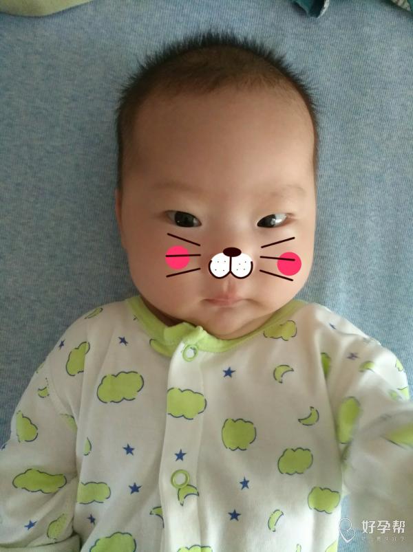 【我生啦】好孕帮三周岁了,我家宝宝三个月啦
