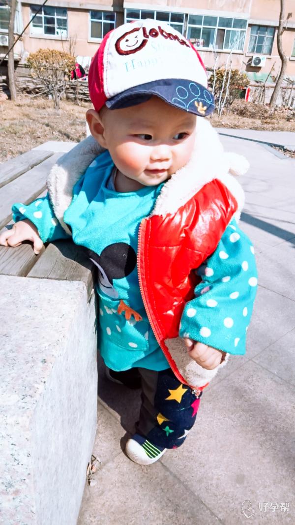 #育儿心得#做个勇敢宝宝,不要过于保护