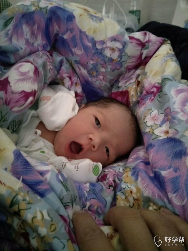 我生啦 | 辛苦了快一年终于顺利的把我的宝贝生出来了