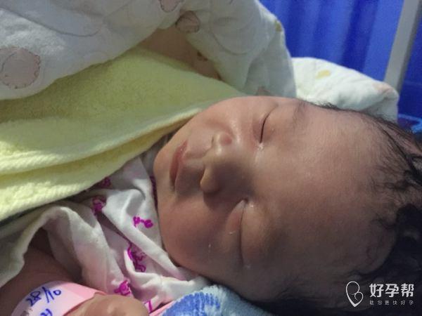 我生啦 | 我生了,千金一枚,六斤六量,宝宝已经出生四天了