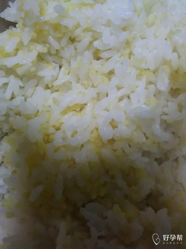 小米加大米蒸的米饭,好吃-其它-情感交流论坛-好孕帮