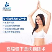 美中宜和  女性健康摘除宫腔镜下息肉摘除术套式计划